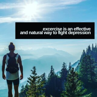 Exercise is so beneficial for mental health!   Studies have found that for some people, exercise is as effective as antidepressant medication. (Please note exercise alone is not enough for people with severe depression).   ➡️Exercise release endorphins that are the bodies feel-good hormones 🥰 ➡️ Exercise has been found to support nerve cells to grow and make new connections, helping to relieve depression 🤗 ➡️ Exercise relieves stress and muscle tension in the body 😎 ➡️ Exercise helps improve sleep quality, important for overcoming depression 😴 🛏 ➡️ Exercise helps with weight management, and helps keep your muscles, bones and heart strong and healthy 💪🏻  Exercise is important for both mental and physical health. It's really important when looking at improving your mental health, that you include this as part of your plan!! 🏃🏾♂️🏋🏽♂️🏊🏐🏂🏏🥊  #depressionhelp #curedepression #anxietyrelief #anxietysupport #exercisemotivation #excerciseismedicine #guthealthmatters